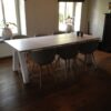 houten tafel model BALK