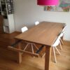 houten uittrektafel LIMO