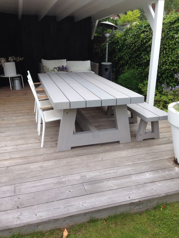 Model garden de houten tafel nl - Ruimte model kamer houten ...