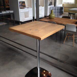 eiken tafel in hoogte verstelbaar LAUNCH